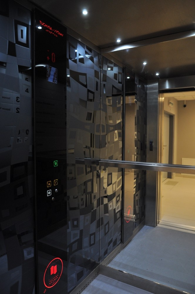 Лифт серии CLS