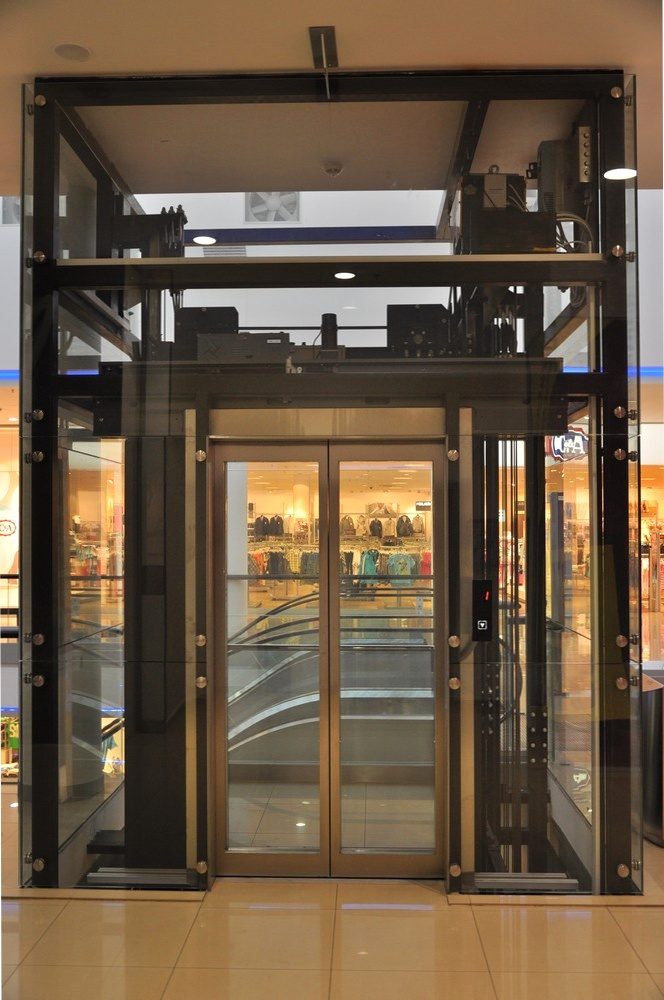Лифт серии GLS