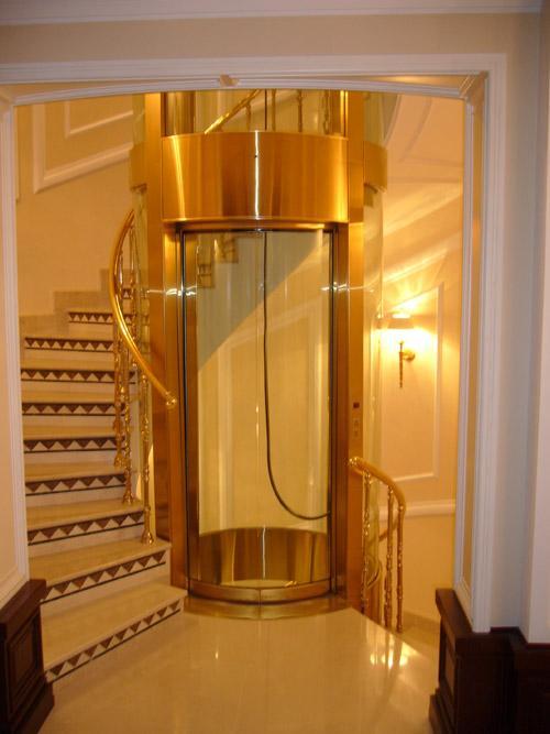 Лифт для частного дома. Средний размер лифта