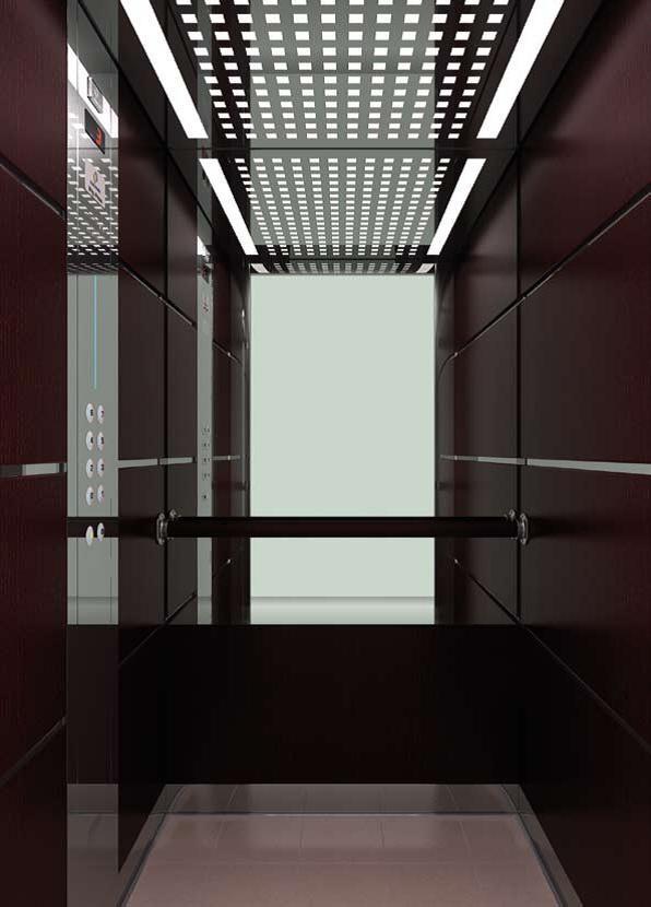 дизайн корпоративного лифта