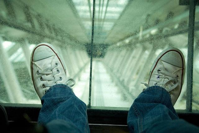 Самый пугающий лифт