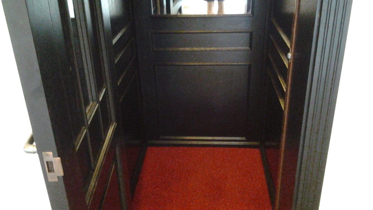 пол лифта